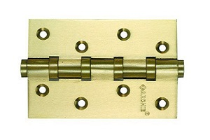 Петли дверные универсальные (латунь) - 4 подшипника