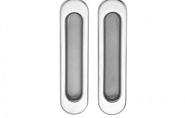 Ручки для раздвижных дверей и шкафов-купе без механизмов