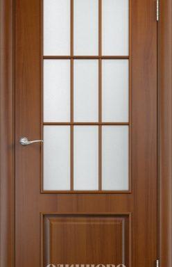 Дверное полотно С-26 (о) Лесной орех 700х2000