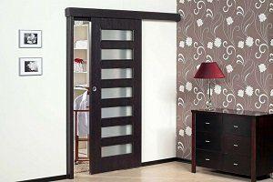Раздвижные межкомнатные двери помогут сэкономить пространство