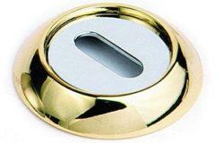 Накладки круглые под флажковый ключ
