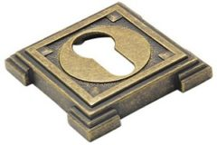 Накладки на ключевой цилиндр. Коллекция Vintage